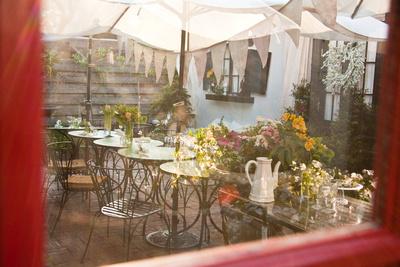 Sarasota Bridal Shower_Keren Lifrak Wedding Planners_Garden