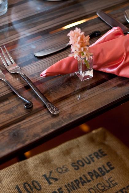 Keren Lifrak Weddings & Special Events_Florida_table napkins