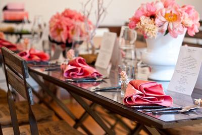 Keren Lifrak Weddings & Special Events_Bridal Shower Table