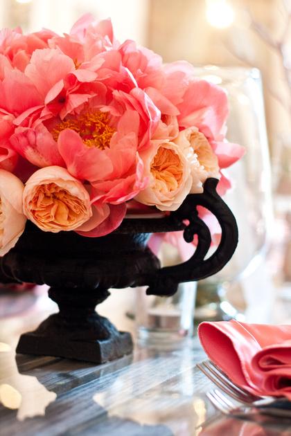 Sarasota Wedding Planning by Keren Lifrak_Bridal Shower Flowers