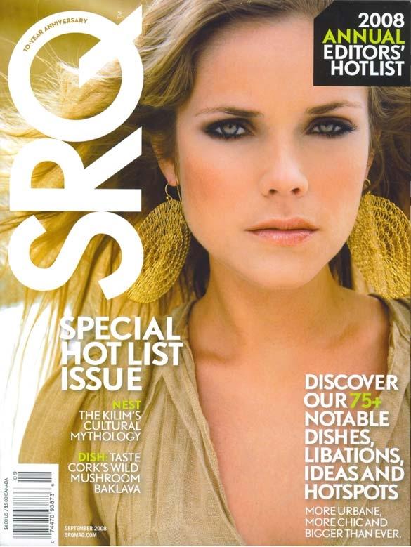SRQ Magazine 2008