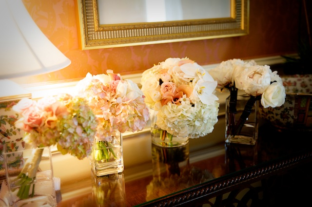 Sarasota Wedding Flowers by Keren Lifrak